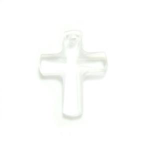 Swarovski Elements, Cross 6860-Crystal, 12x10mm 1 buc