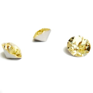 Swarovski Elements, Xirius Chaton 1088-Jonquil SS29, 6mm 1 buc