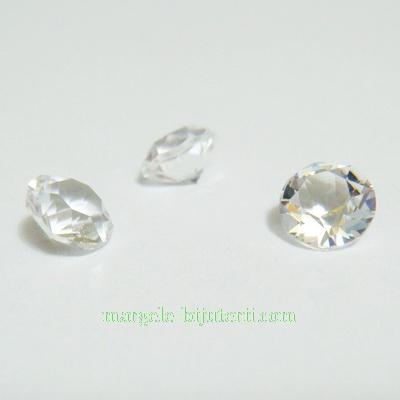 Swarovski Elements, Xirius Chaton 1088-Crystal SS29, 6mm 1 buc