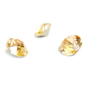 Swarovski Elements, Xirius Chaton 1088-Silk SS29, 6mm 1 buc