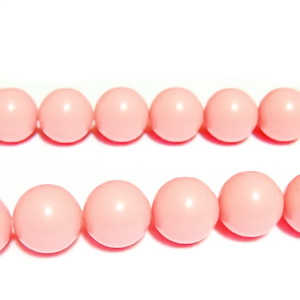 Swarovski Elements, Pearl 5810 Crystal Pink Coral 10mm 1 buc
