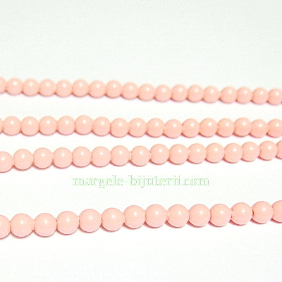 Swarovski Elements, Pearl 5810 Crystal Pink Coral 3mm 1 buc