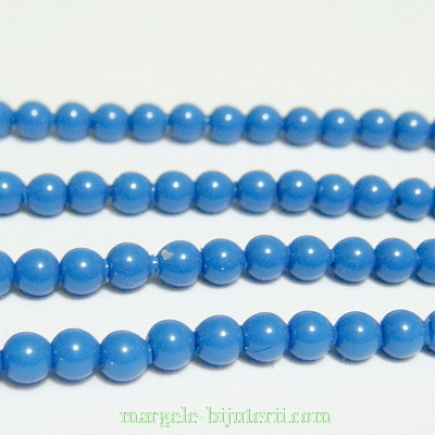 Swarovski Elements, Pearl 5810 Crystal Lapis Pearl 3mm 1 buc