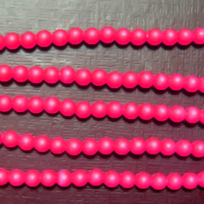 Swarovski Elements, Pearl 5810 Crystal Red Pearl 3mm 1 buc
