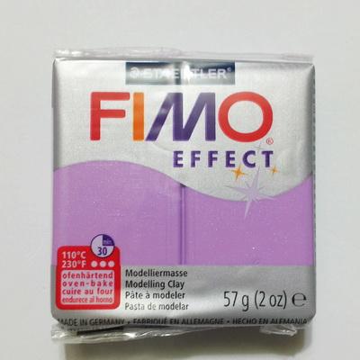 Plastelina fimo effect 57g cod cul 607-liliac pearl 1 buc