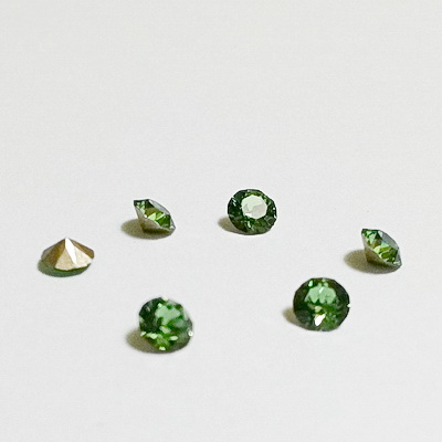 Swarovski Elements, Xirius Chaton 1088 PP32 Erinite 4mm 1 buc