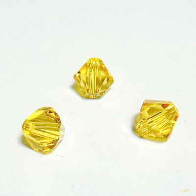 Swarovski Elements, Bicone 5328-Sunfloewer, 6mm 1 buc