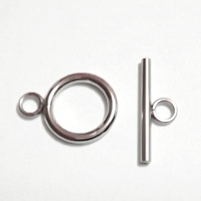 Inchizatoare otel inoxidabil 304, inel si tija, 21x16x2mm 1 set