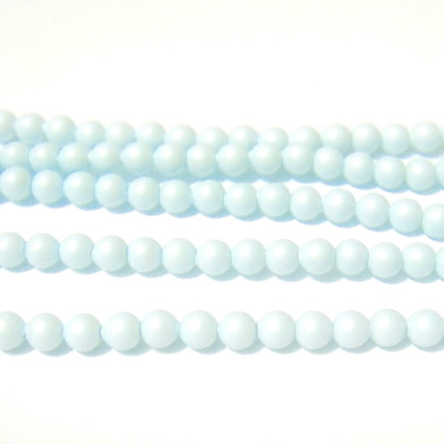 Swarovski Elements, Pearl 5810 Crystal Pastel Blue 3 mm 1 buc