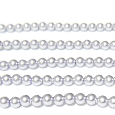 Swarovski Elements, Pearl 5810 Crystal Lavender 4 mm 1 buc