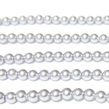 Swarovski Elements, Pearl 5810 Crystal Lavender 5 mm 1 buc