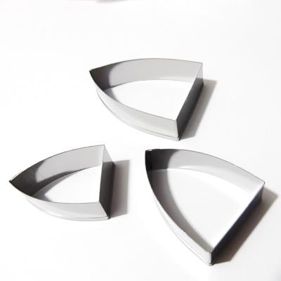 Set 3 cuttere metalice pt. Fimo, 8724-06, flamura 1 buc