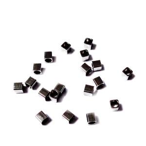 Distantiere otel inoxidabil 304, cubice, 2.5x2.2x2.5mm 1 buc