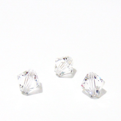 Swarovski Elements, Bicone 5328-Crystal, 8mm 1 buc