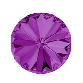 Swarovski Elements, Rivoli 1122 - Amethyst, 8mm 1 buc
