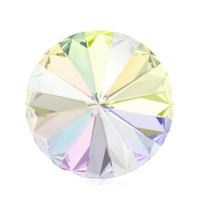 Swarovski Elements, Rivoli 1122 - Crystal AB, 8mm 1 buc