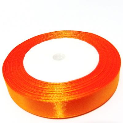 Saten portocaliu, 16 mm-rola 22 metri 1 buc