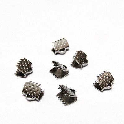 Capat prindere panglica, otel inoxidabil 304, 6.5x6x4mm 1 buc