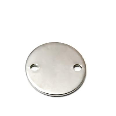 Conector/link otel inoxidabil, 12x0.8mm 1 buc