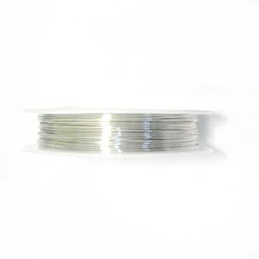 Sarma modelaj argintie, 0.2mm, rola aproximativ 40metri 1 buc