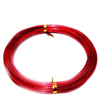 Sarma modelaj rosie, 1mm, aproximativ 20metri 1 buc