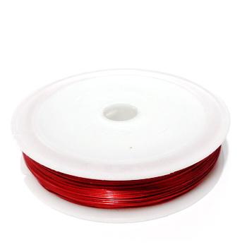 Sarma modelaj rosie, 0.4mm, rola aproximativ 40metri 1 buc