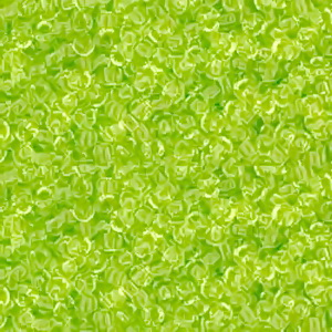 Margele TOHO - rotunde 11/0 : Transparent Lime Green 20 g