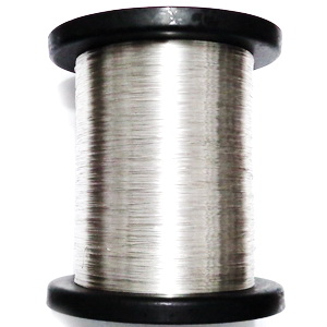 Sarma modelaj NON TARNISH, soft, placata cu argint, 0.315mm 1 m