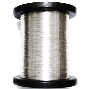 Sarma modelaj NON TARNISH, soft, placata cu argint, 0.4mm 1 m