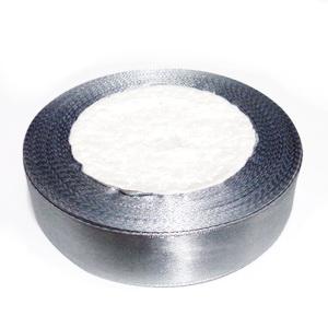 Saten gri, latime 20 mm-rola cca 22m 1 buc
