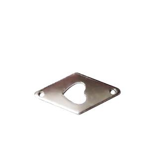 Conector / link otel inoxidabil 304,  24x13x1mm 1 buc