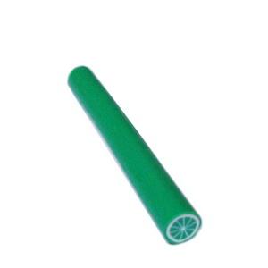 Bete fimo, kiwi, 50x5-6mm 1 buc