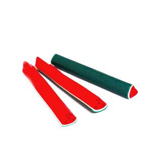 Bete fimo, pepene verde, 50x5-6mm 1 buc