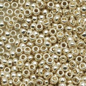 Margele TOHO - rotunde 6/0 : Galvanized Aluminum 20 g