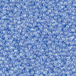 Margele TOHO - rotunde 11/0 :  Transparent-Lustered Lt Sapphire 20 g