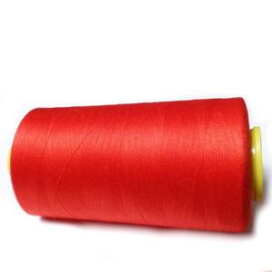 Ata polyester rosie 0.1 mm-mosor cca 4500 metri 1 buc