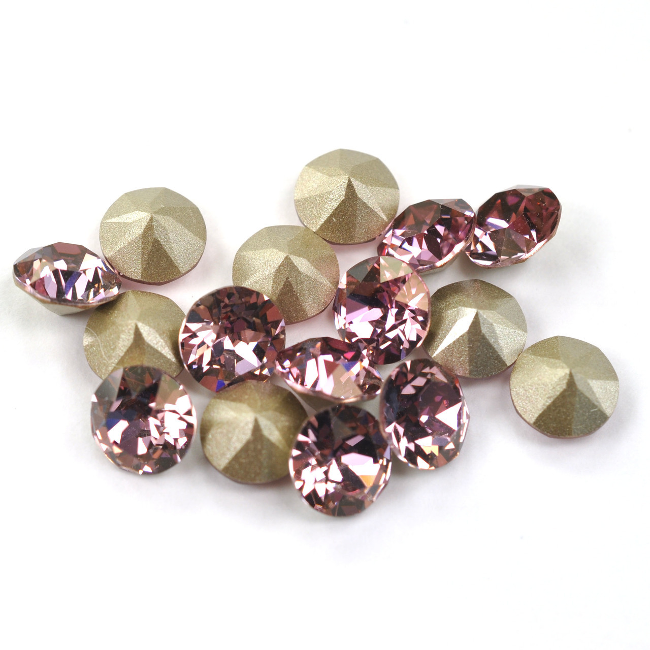 Swarovski Elements, Xirius Chaton 1088 PP14, Blush Rose 2mm 10 buc