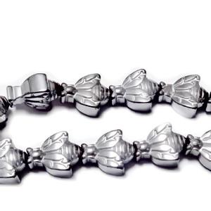 Margele hematite nemagnetice, electroplacate, argintii, insecta 10x7.5x4.5mm 1 buc