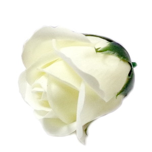 Trandafiri sapun crem, 5cm 1 buc