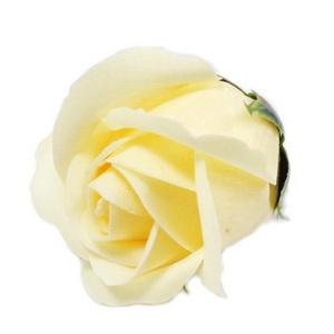 Trandafiri sapun somon, 5cm 1 buc