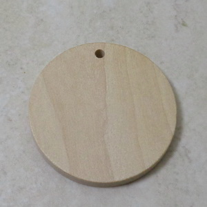 Pandantiv lemn natur, 35x5mm 1 buc