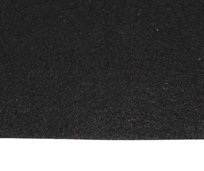 Fetru negru, foaie 30x30cm, grosime 2.5~3 mm 1 buc