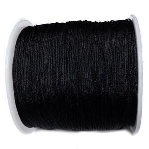 Snur Shamballa, negru, grosime 0.4mm 1 m