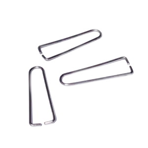 Agatatoare pandantiv, otel inoxidabil 304, 26x7x0.8mm 1 buc