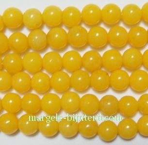 Jad vopsit galben, 4.2 mm 1 buc