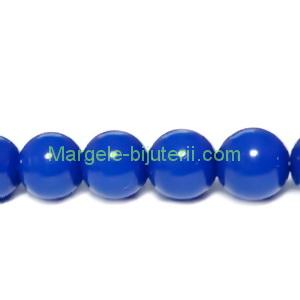 Perle Preciosa Navy Blue 6mm 1 buc