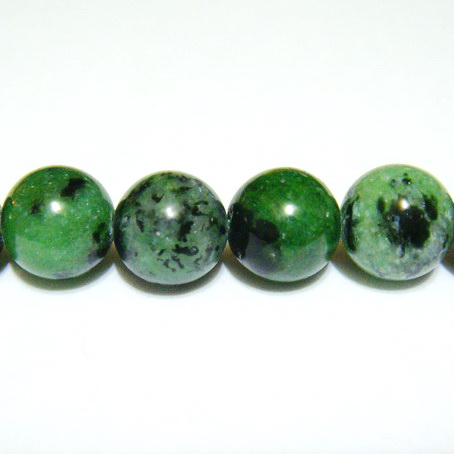 Zoizit sferic, 6 mm 1 buc