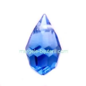 Pandantiv Preciosa 681 Sapphire 6x10mm 1 buc