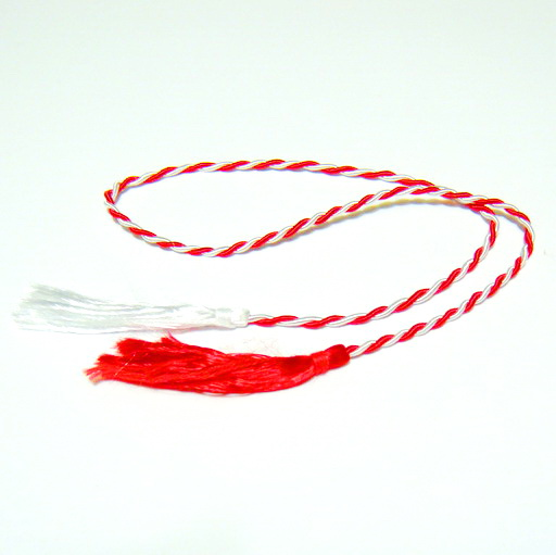 Snur martisor 49 cm, grosime 2mm 1 buc