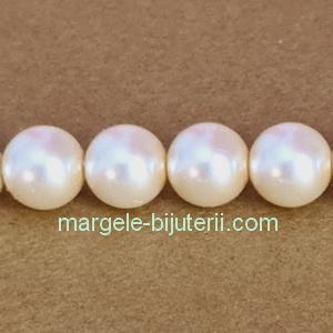 Perle Preciosa Creamrose 8mm 1 buc